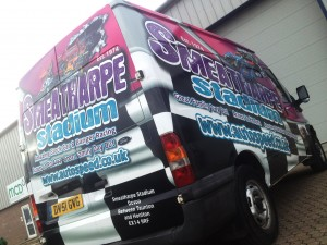Full Vehicle Wraps - Vehicle Signage Wraps